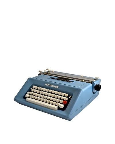 1969 Olivetti Studio 46, Blue