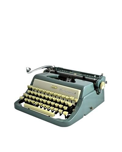 1954 Underwood Universal, Blue Green