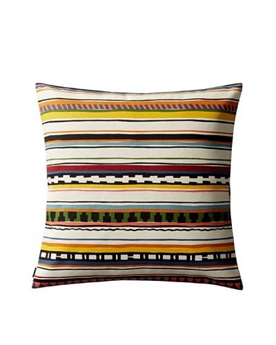 Kate Spade Saturday Strata Stripe Canvas Envelope Pillow Cover
