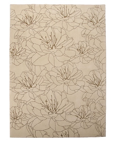 Kathy Ireland Home Wildflowers Rug