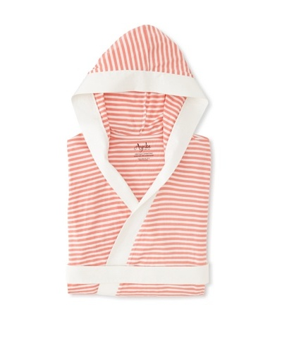 Ayrika-Nine Space Stripe Knitted Bathrobe