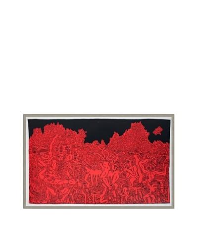 Keith Haring Wham Bam Miami Beach