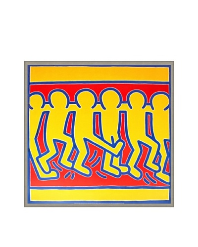 Keith Haring Untitled #3, 1988