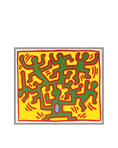 Keith Haring Untitled (from Growing series)