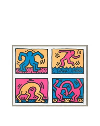 Keith Haring Pop Shop Quad II