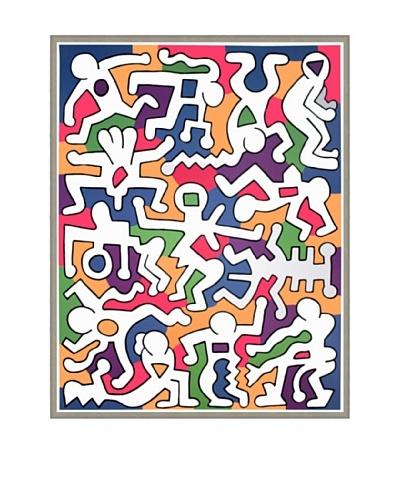 Keith Haring Untitled (Palladium Backdrop)