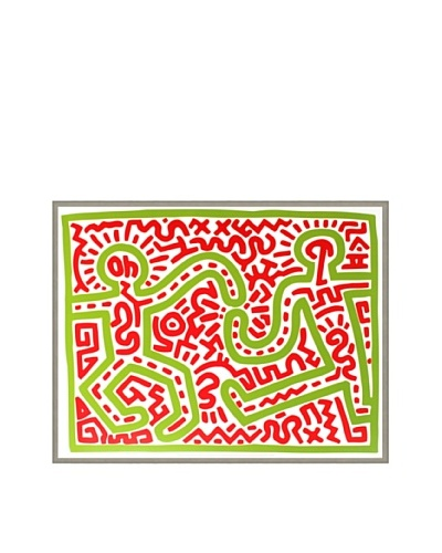 Keith Haring Untitled (1983)