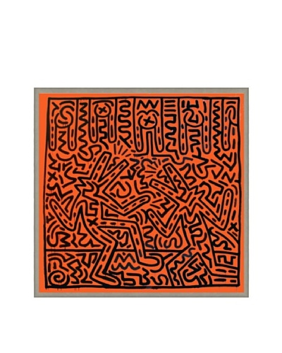 Keith Haring Untitled (1982)