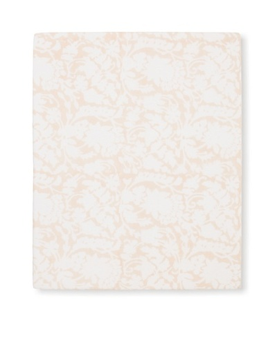 Kerry Cassill Fitted Sheet [Tan Floral]