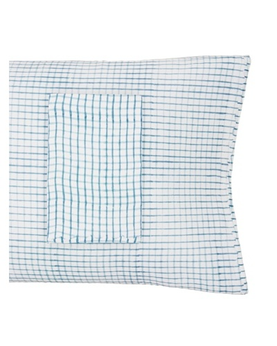 Kerry Cassill Set of 2 Pillowcases [Blue Check]