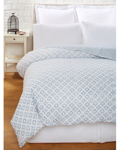 Kerry Cassill Duvet Cover [Sea Blue Boxer]