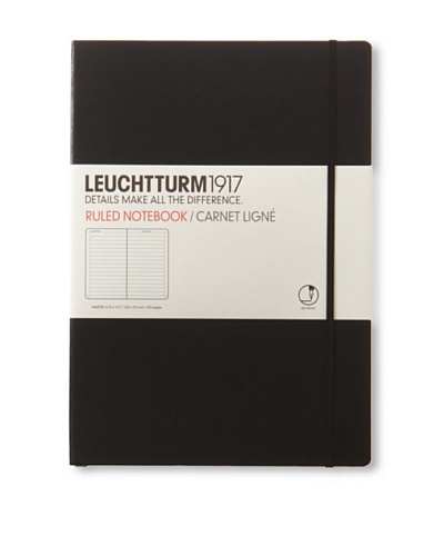 Kikkerland Leuchtturm Master Book Lined