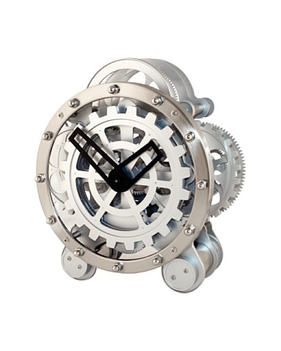 Kikkerland Gear ClockAs You See