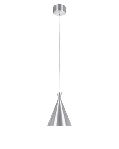Kirch & Co. Silkborge Pendant Lamp, Silver