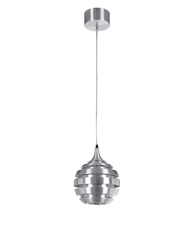 Kirch & Co. Viborg Pendant Lamp, Silver