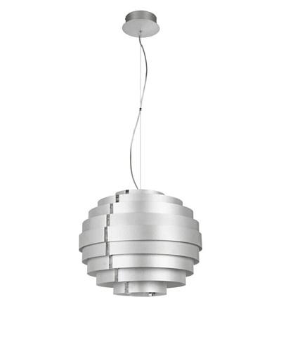 Kirch & Co. Gentofte Pendant Lamp, Silver