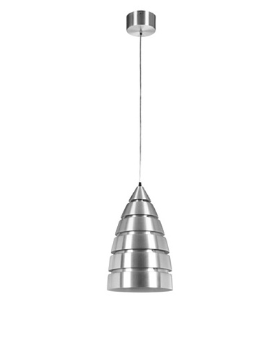 Kirch & Co. Rodervre Pendant Lamp, Silver