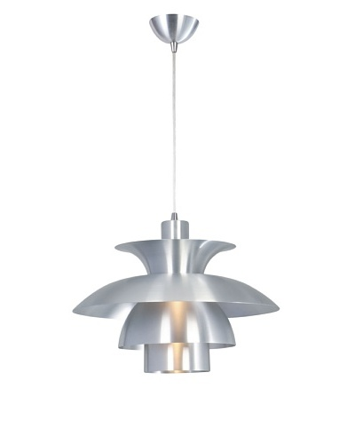 Kirch & Co. Horsens Pendant Lamp, Silver