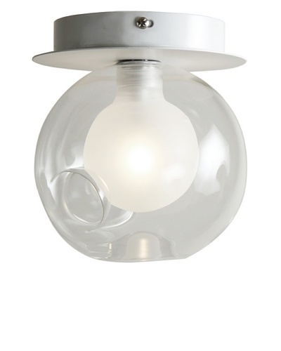 Kirch & Co. Artimis Ceiling Fixture, Silver