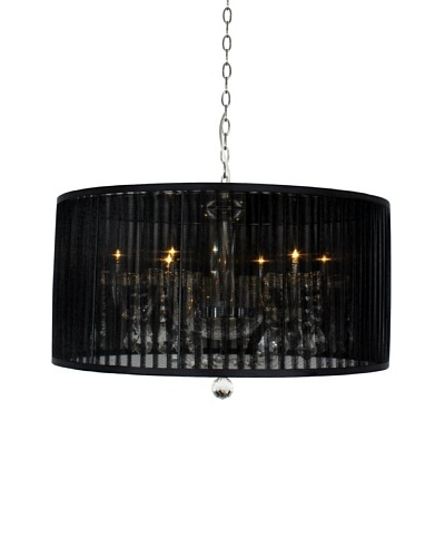Kirch & Co. The Mystery Satin Crystal Chandelier