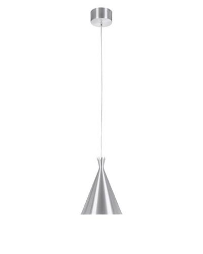 Control Brand Silkborge Pendant Lamp, Silver
