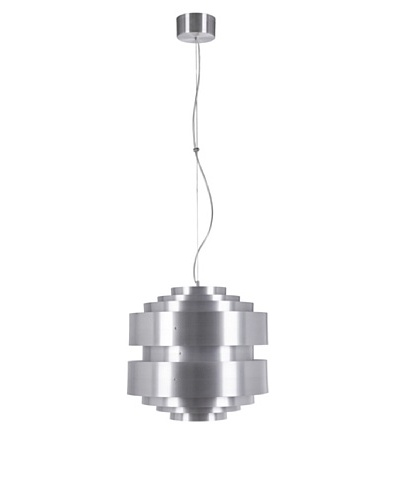 Kirch Lighting Randers Pendant Lamp, Silver