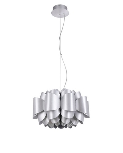 Control Brand Roskilde Pendant Lamp, Silver