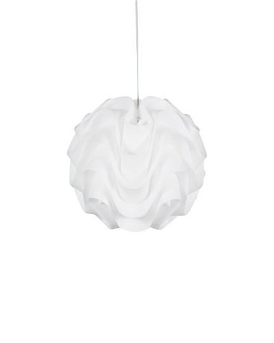Wave Pendant Lamp, White