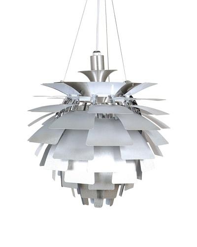 Kirch Lighting Artichoke Pendant Lamp [Silver]