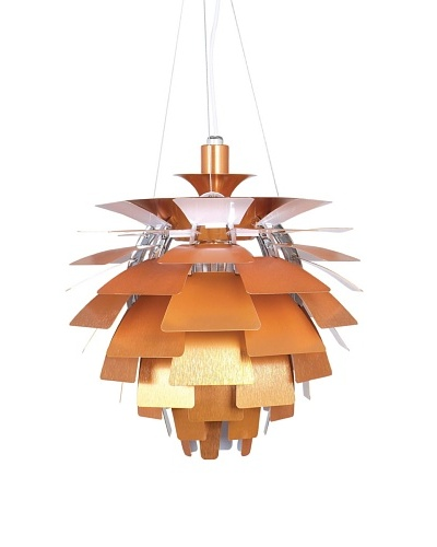 Kirch Lighting Artichoke Pendant Lamp [Copper]