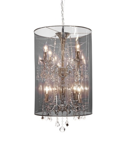 Kirch Lighting Kidman Crystal Chandelier