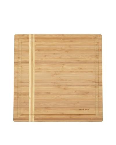 Large Raised Bamboo Chop Block