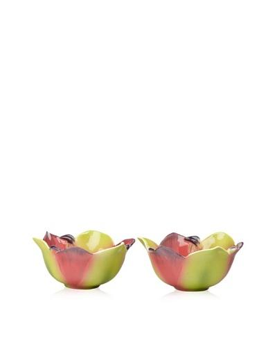 Mustardseed and Moonshine Set of 2 Ramekin Trillium Toad Shade