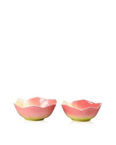 Mustardseed and Moonshine Set of 2 Ramekin Orchid Yamazato