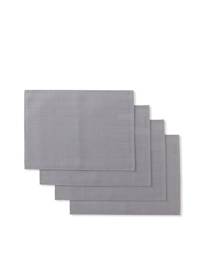Winkler Set of 4 Bricks Jacquard Placemats