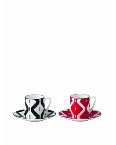 Jasper Conran at Wedgwood Print Espresso Cup & Saucer