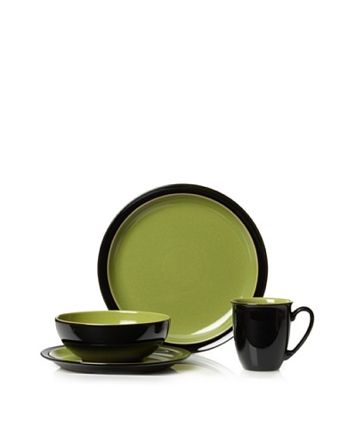 Denby Duets 4-Piece Place Setting