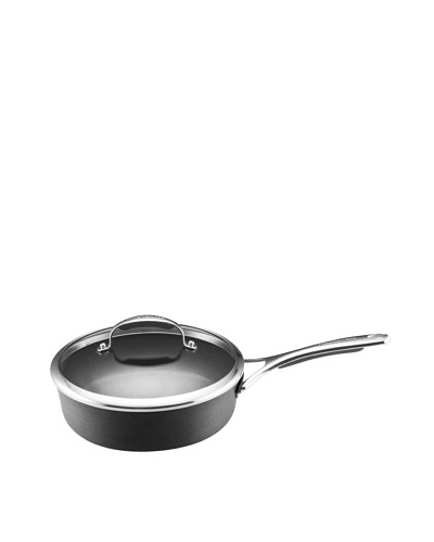 KitchenAid Gourmet Hard Anodized Nonstick 3-Qt. Covered Saute Pan