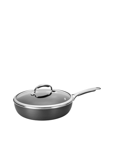 """KitchenAid Gourmet Hard Anodized Nonstick 11"""" Covered Deep Skillet"""