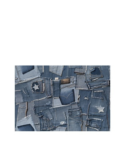 Jeans Wall Mural