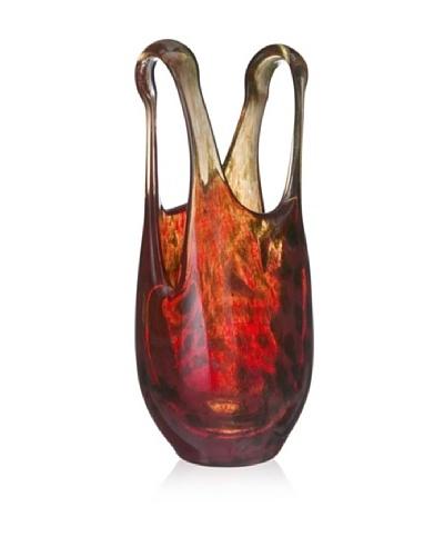 Kosta Boda Catwalk Vase Miniature, Red