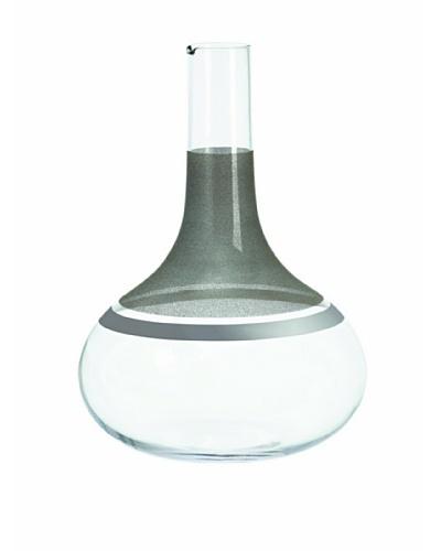 Kosta Boda Nero Carafe, Clear/Grey