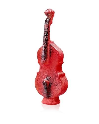 Kosta Boda Band 9-1/2-Inch Bass Sculpture