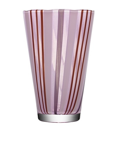 Kosta Boda Cabana Vase, Lilac