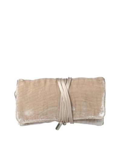 Kumi Kokoon Small Velvet Jewelry Roll