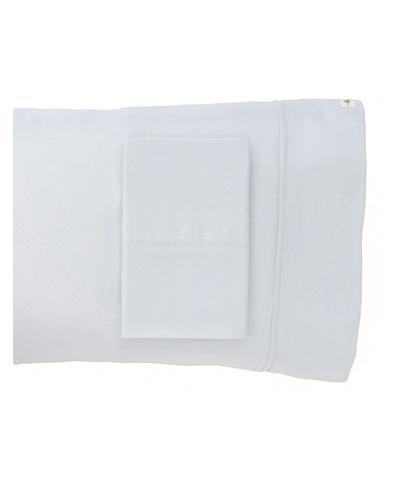 Kumi Basics by Kumi Kookoon Silk Pillowcase Set [Sky Blue]
