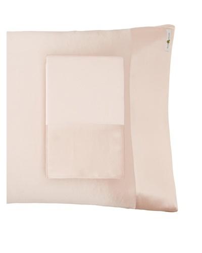 Kumi Kookoon Set of 2 Silk Pillowcases, Cotton Candy, 20 x 32