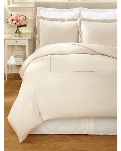 Kumi Kookoon Two Tone Duvet Set [Pussywillow Grey/Storm]