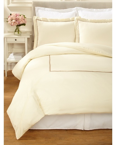 Kumi Kookoon Two Tone Duvet Set