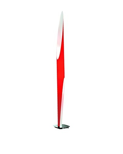 Kundalini Shakti 250 Floor Lamp, Red